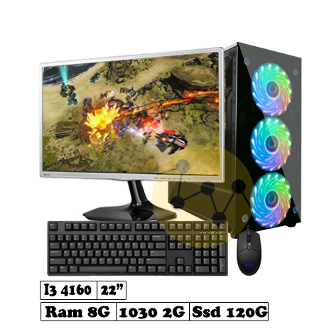 PC Gaming Lmht, F04 4