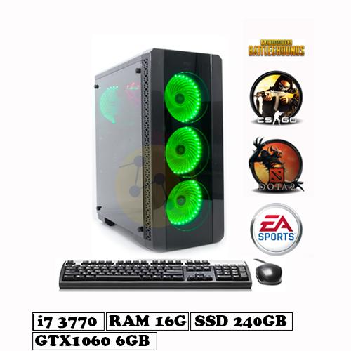 PC Gaming & Stream Core I7 3770 1