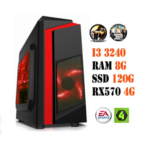 máy tính chơi game i3 3240