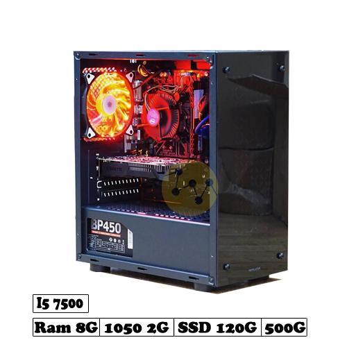 máy tính chơi game core i5 7500