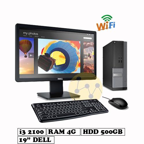 Máy Bộ Dell Văn Phòng Core i3