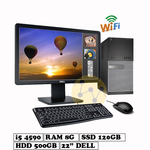 Máy Bộ Dell 7020MT - Core I5 4590