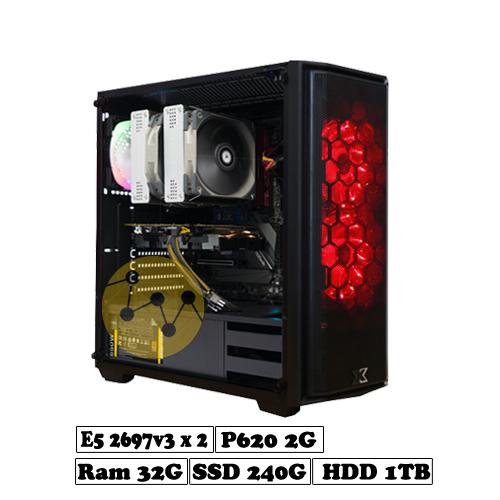 Dual Xeon e5 2697 v3