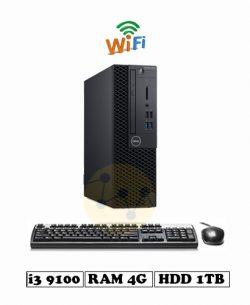 PC Dell Optilex 3070SFF - i3 9100