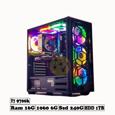 PC Gaming & Workstation I7-9700k-1060