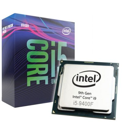 cpu intel core i5 9400f