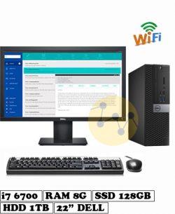 Dell OptiPlex 7040SFF - i7 6700