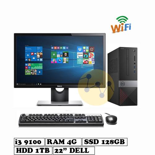 Máy Bộ Dell 3470SFF - i3 9100 3