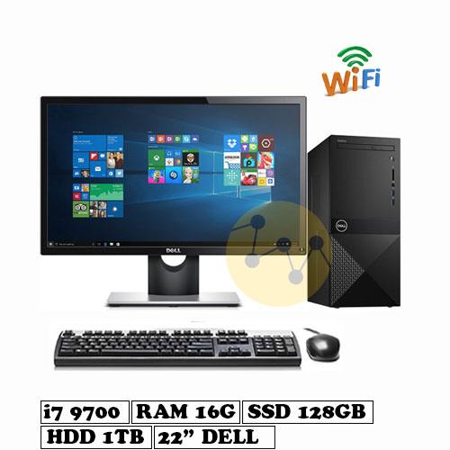 Máy Bộ Dell 9th Gen- i7 9700