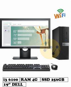Máy Dell optiplex 3040sff i3 6100