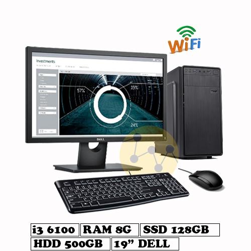 máy bộ văn phòng i3 6100