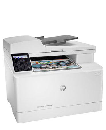 Máy in HP Color LaserJet Pro MFP M183FW khổ A4