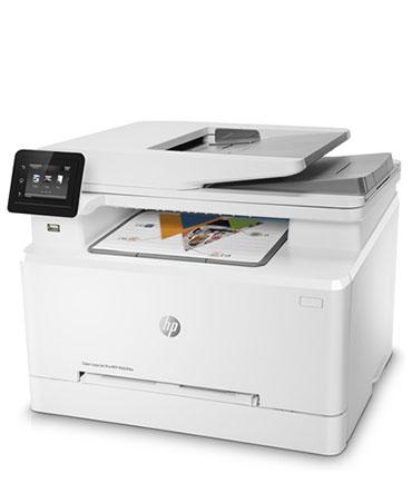 Máy in HP Màu LaserJet Pro MFP M283FDW khổ A4