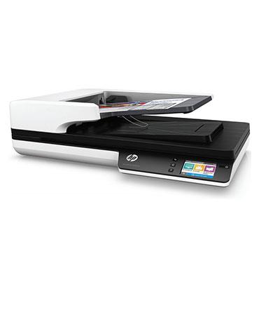 Máy scan 2 mặt HP Scanjet Pro 4500FN1 L2749A Network