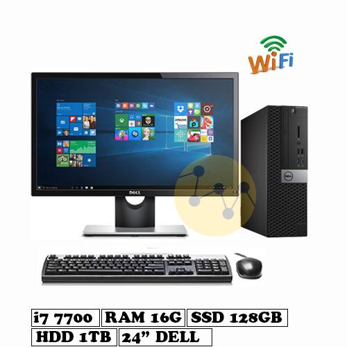 Dell Optiplex 7050sff - i7 7700