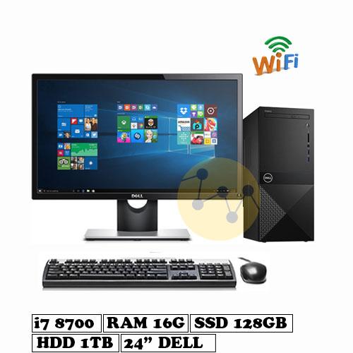 Dell Vostro Cấu Hình Cao - i7 8700 1