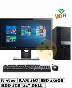 Máy Bộ Dell OptiPlex 5060MT - i7 9700