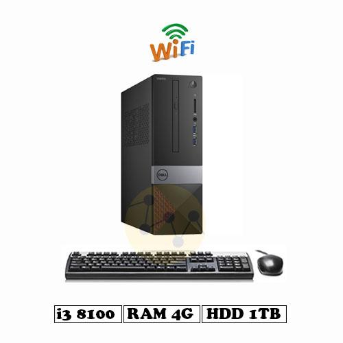 PC Dell Vostro 3470 SFF i3-8100 1