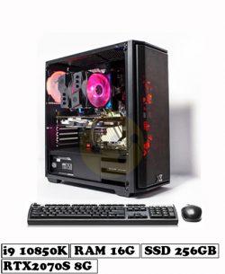 VNC43 Lumion i9 10850K