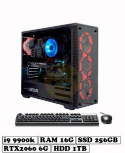 Workstation VNC16 i9 9900k
