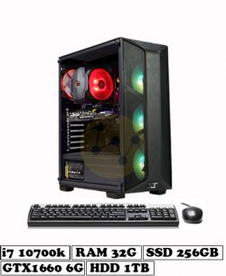 Workstation VNC17 i7 10700k - 32g