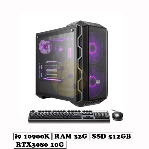 Workstation VNC34 i9 10900K