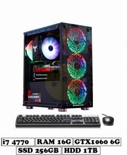 Cấu Hình Đồ Họa Intel i7 4770 16G - GTX1060 6G