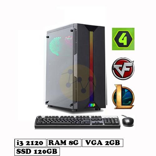Bảng giá Cấu Hình Gaming – Fo4, Lmht VNC50 Phong Vũ