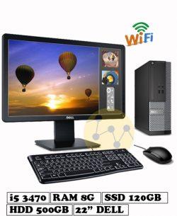 Máy Bộ Dell Cấu Hình Cao Core i5