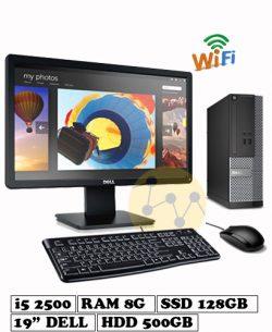 Máy Bộ Dell Kế Toán Core i5 Ram 8G