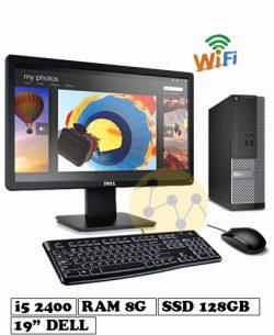 Máy Bộ Dell Văn Phòng Core i5 | SSD