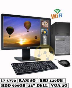 Máy Bộ Dell Văn Phòng - Đồ Họa 2D i7 3770