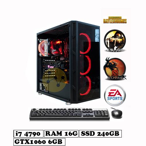 Bảng giá PC Gaming – Stream VNC60 Phong Vũ