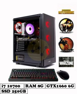 PC Gaming VNG08 i7 10700