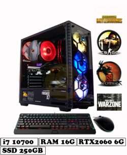 PC Gaming VNG17 i7 10700