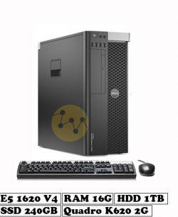 Dell Precision T5810 - E5 1620v4 - 16G - Server
