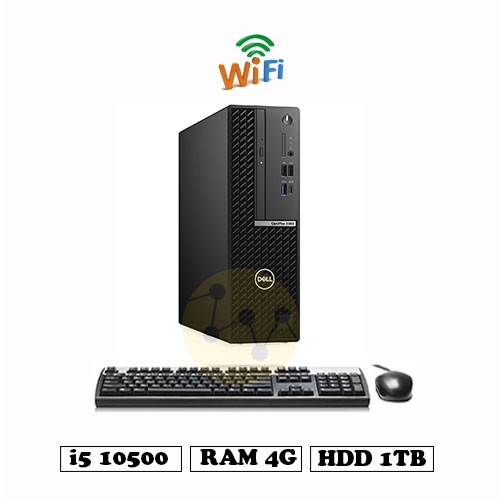 PC-Dell-OptiPlex-5080SFF-i5-10500-4G-1TB