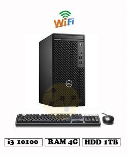 PC-Dell-Optilex-3080Tower-i3-10100-4G-1TB
