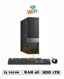 PC-Dell-Vostro-3681ST-i3-10100-4G-1T