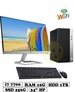 PC_HP_400G4_I7_7700_8G_256G_1TB_24inch