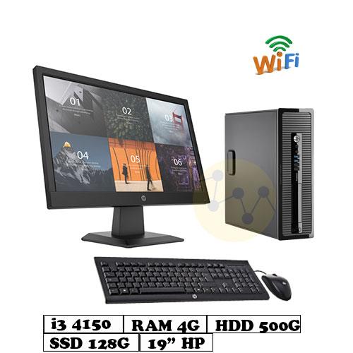 PC_HP_600G1_I3_4150_4G_128G_500G_19inch