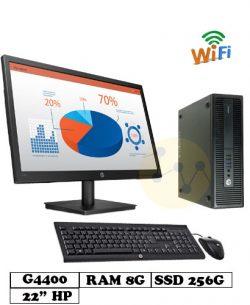 PC_HP_600G2_G4400_8G_256G_22inch_2