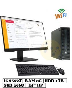 PC_HP_600G2_i5_6500T_256G_1TB_24inch_2