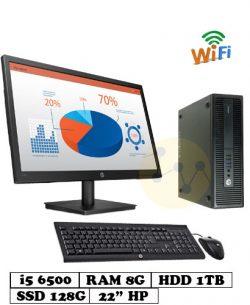 PC_HP_600G2_i5_6500_128G_1TB_22inch_2